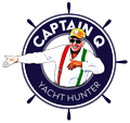 Yacht Hunting with Captain Q Logo
